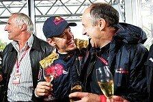 Formel 1 - Das Format von Senna, Prost oder Schumacher: Tost: Vettel hatte schon 2008 besonderes Kaliber