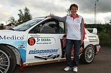 DRM - Verh�ngnis Aquaplaning: Video-Kolumne Saarland Rallye