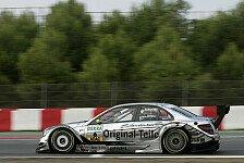 DTM - Auf den ersten Metern verloren: Schneider sieht Audi im Vorteil