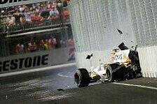 Formel 1 - Alles h�tte passieren k�nne: Piquet jr.: Zur falschen Zeit am falschen Ort