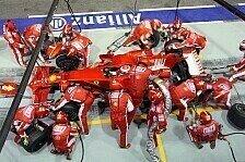 Formel 1 - Veto der Teams: Nachtanken kommt nicht