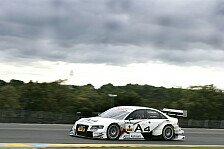 DTM - Di Resta im Vorteil: Kristensen sichert sich Le-Mans-Pole