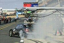 DTM - Willkommen im K�hlschrank: Paul di Resta besiegt die K�lte