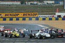 Formel 3 EM - Le Mans