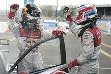 DTM - Entscheidende Minuten: Ullrich rechtfertigt Reifenentscheidung