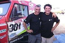 Mehr Rallyes - Wie ein Schatten: Wissmanns wacht �ber Sireyjol