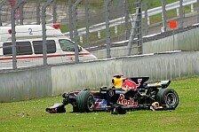 Formel 1 - Coulthard: Die Gefahr ist nie weit weg