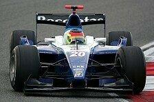GP2 Asien - In letzter Sekunde: Rodriguez holte erste Saison-Pole