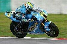 MotoGP - Nach den Rennen ist es billiger: Suzuki ist gegen eine Testreduktion