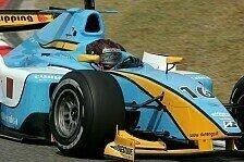 GP2 Asien - Zweiter Sonntagssieg: Valsecchi im Sprint erfolgreich