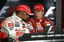Formel 1 - Bilder: China GP - Sonntag