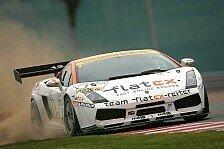 ADAC Rallye Masters - Lamborghini gibt Rallyedebüt