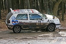 ADAC Rallye Masters - Aufmarsch der Protagonisten