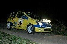ADAC Rallye Masters - Endläufe werden zur Hatz
