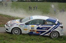 ADAC Rallye Masters - Krone wird vergeben