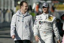 DTM - Autos, Boote oder Mode?: Was macht Ralf Schumacher?