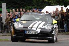 ADAC Rallye Masters - Anton Werner gewinnt ADAC-3-Städte-Rallye
