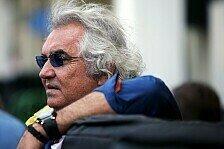 Formel 1 - Ich mag es, Ferrari zu schlagen: Briatore geht nicht zu Ferrari