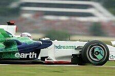 Formel 1 - Kleiner Preis akzeptabel: Button darf gehen
