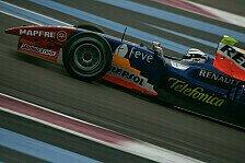 GP2 - Bilder: Testfahrten - Le Castellet