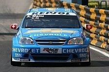 WTCC - Finale Siege f�r Chevrolet: Yvan Muller neuer Champion