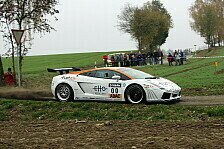 ADAC Rallye Masters - Lamborghini möchte Porsche jagen