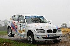 ADAC Rallye Masters - Keil mit Ehrgeiz nach oben