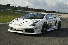 Mehr Motorsport - Das Handling macht's: Erster Test f�r Lamborghini