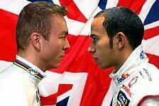 Formel 1 - Zu gef�hrlich: Hamilton-Hoy-Rennen abgesagt