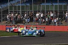 Le Mans Serien - Aston gewinnt beim Debüt