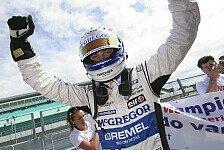 GP2 - Senna zun�chst au�en vor: iSport mit Giedo v/d Garde und Diego Nunes