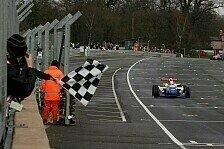 Britische F3 - Bilder: Oulton Park - 1. Lauf