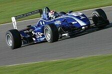 Britische F3 - Bilder: Donington - 11. Lauf