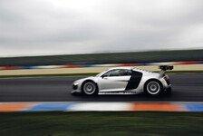 Mehr Motorsport - An die Kunden gedacht: GT3-Rennversion des Audi R8