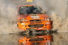 ADAC Rallye Masters - Mächtig gewachsen