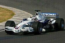 Formel 1 - Schnell denken, brutal bremsen