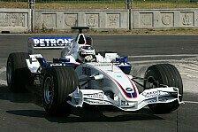 Formel 1 - Traumerf�llung in Mexiko: Philipp Eng schnuppert F1-Luft
