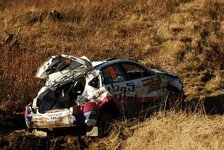 WRC - Danke Baum: Video - Rallye, Adrenalin-Kick f�r alle