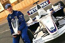 Formel 1 - Letzte Chance: Nachwuchstest: BMW Sauber h�lt Wort