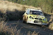 WRC - Allen Bedingungen getrotzt