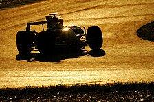 Formel 1 - Sprung geschafft: Valsecchi, Pic und Sorensen sind dabei