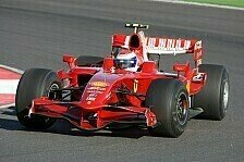 Formel 1 - Am Meeresufer Dohas: Ferrari: Gene mit Demo-Run in Katar