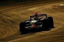 Formel 1 - Jerez, 15.-17. Dezember