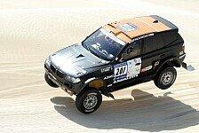 Dakar - Optimismus vor der Rallye Dakar: BMW X-Raid als Geheimfavorit