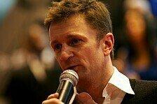 Formel 1 - Vierter Offizieller in Budapest: Allan McNish assistiert der Rennleitung
