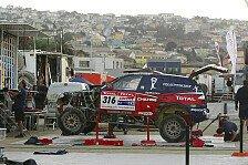Dakar - Chicherit verlor viel Zeit: Terranova und Novitskiy gut unterwegs