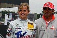 Formel 1 - Eine Frau wird in der F1 erfolgreich sein: Susie Stoddart