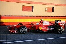 Formel 1 - Ferrari F60