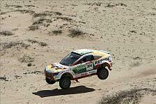 Dakar - Top drei ist das Ziel: F�r Roma z�hlt nur das Podium