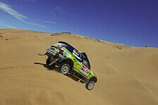 """Dakar - Von 7 auf 42: """"Flying Dutch"""" verliert an Boden"""